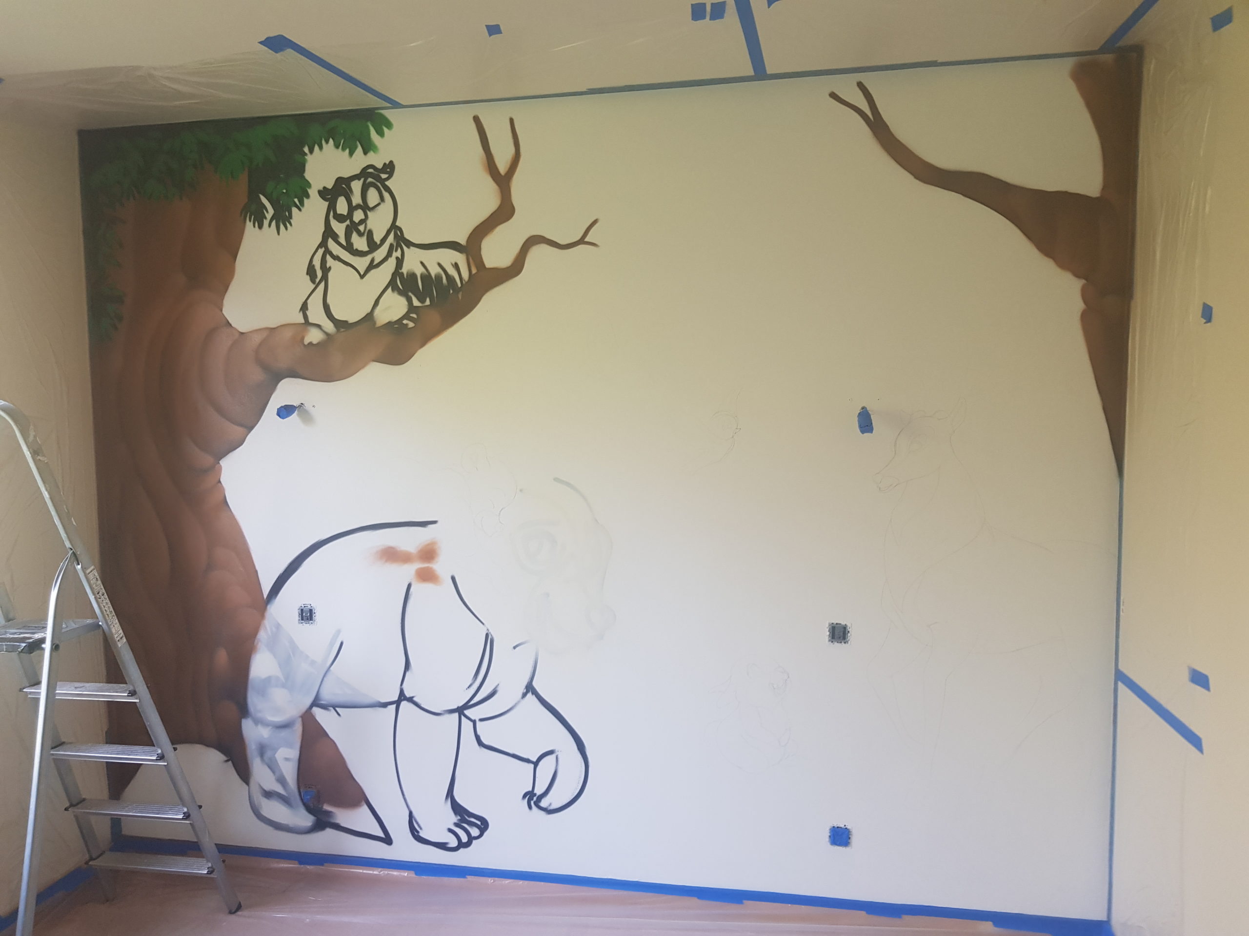 Graffeur en Haute-Garonne